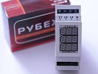 Вольтметр переменного тока трехфазный цифровой РУБЕЖ В3