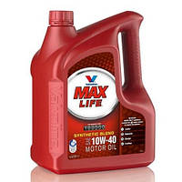 Масло моторное VALVOLINE MaxLife 10W-40 4л