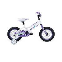 "Велосипед 12"" APOLLO Neo Girls Gloss White / Gloss Lavender"