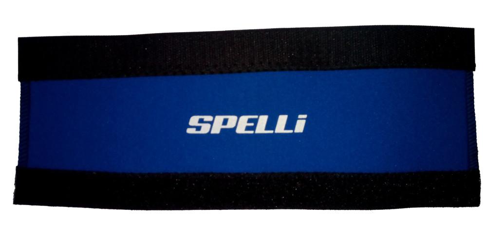 Защита пера велосипеда Spelli SPL-810 Blue