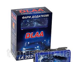 Противотуманные фары DLAA 222 BL
