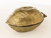 Коллекционный орешек, орехокол, бронза, Германия, фото 1