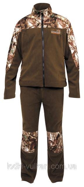 Костюм для зимней рыбалки  Norfin Hunt. Forest (passion хаки) XL - «Вулкан» товары для рыбалки, охоты, туризма и дайвинга, камуфлированные костюмы, обувь и одежда в Харькове