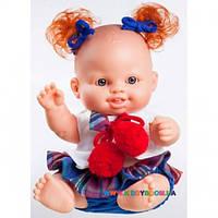 Младенец девочка Грета европейка Paola Reina 01232