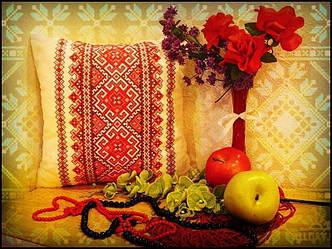 Подушка – Вышиванка