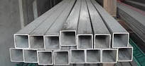 Труба прямоугольная  алюминиевая  50х30х2х6000 мм АД 31 Т5 цена купить порезка