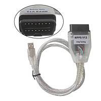 Адаптер SMPS MPPS V13.02 USB для Чип-Тюнинга