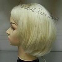 Парик из натуральных волос блонд Amber, фото 1