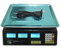 Весы торговые Wimpex на 50 кг, фото 1