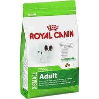Royal Canin X-Small Adult/Роял Канин длясобак миниатюрных размеров от 10 месяцев до 8 лет
