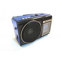 Радиоприемник колонка MP3 Golon RX-080 Blue