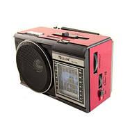 Радиоприемник колонка MP3 Golon RX-080 Red