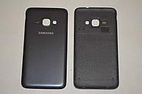 Задняя черная крышка для Samsung Galaxy J1 2016 SM-J120 J120F J120H