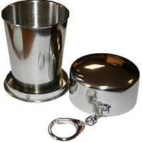Раскладной стаканчик металлический 65 мл