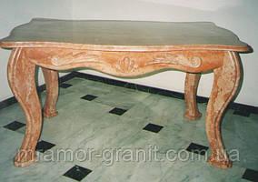 Стол из мрамора СЛЛМ - 26