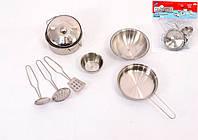 Набор посуды металлический 556-6