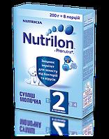 """Детское питание """"Смесь молочная сухая Nutrilon 2"""" для питания детей от 6 до 12 месяцев (200 грам)"""