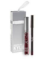 Набор для губ Lip Kit By Kylie - Vixen (Holiday Edition)