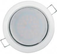 Светильник встраиваемый  Navigator 71277 NGX-R1-001-GX53             (Белый)
