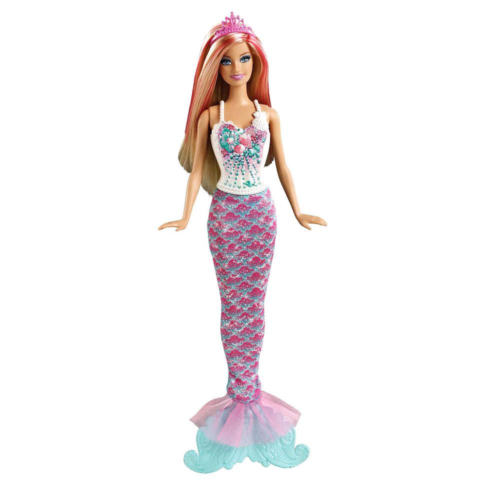 Лялька Барбі  (Barbie Барби Русалочка блондинка)