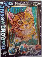 Мозаика Diamond Mosaic Кошки DM-02-06 Danko-Toys Украина