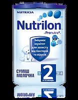 """Детское питание """"Смесь молочная сухая Nutrilon 2"""" для питания детей от 6 до 12 месяцев (800 грам)"""
