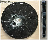 Крыльчатка эксгаустера (ротор) SK12-02.03.000 к сеялке СПЧ, СПП.