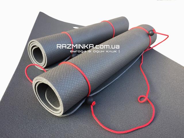 Складной коврик для тренировок SMALL, коврик для йоги, йогамат, коврик для фитнеса
