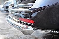Защита заднего бампера для Volkswagen T6 Transporter, Caravelle, Multivan