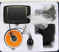 Подводная видеокамера для рыбалки с высокой чувствительностью и высоким разрешением