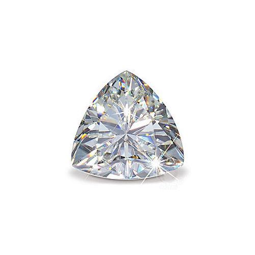 Имитация бриллианта 2.00ct Trillion Cut Solitaire Loose Diamond VVS1