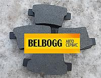 Колодки тормозные задние BYD E6, Бид Е6, Бід Є6