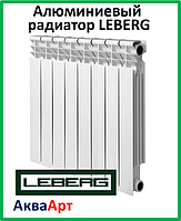 Алюминиевый радиатор LEBERG 500х80