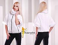 Женская куртка Летучая мышь у-3101183