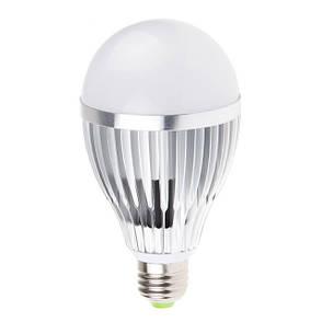 Лампа для растений 12*1W E27, красно-синий спектр, фото 2