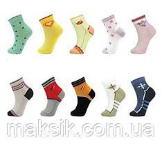 """Летние детские носки   """"Классик""""  р.12-22"""