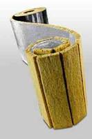 Мат ламельный фольгированный (кашированый фольгой) ТехноНИКОЛЬ 35 10000х1200х25  Утеплитель, базальтовая вата