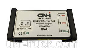 DPA 5 CNH (CNH DPA5 EST) дилерский сканер  для диагностики двигателей