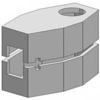 Колодцы связи ККС-4-1 разрезные