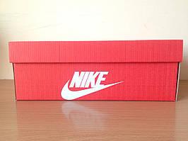 Коробки Nike красного цвета
