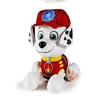 Мягкая игрушка щенок Маршал - Щенячий патруль