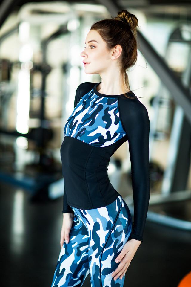 Designed For Fitness камуфляж Como Grey 0936562422