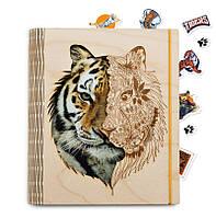"""Блокнот """"Тигр"""" СКИДКА, фото 1"""