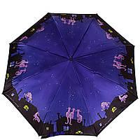 Зонт женский полуавтомат ZEST (ЗЕСТ) Z53624-16