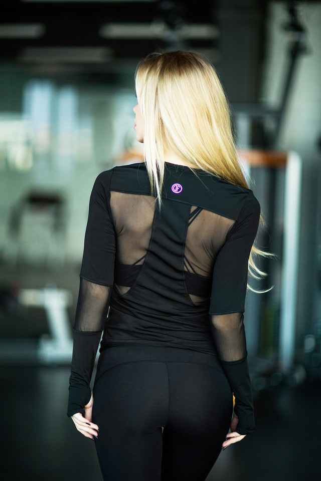 Designed For Fitness Рашгард