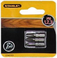 Биты STANLEY (PH1 / PH2 / PH3) STA61023