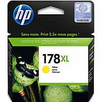 HP 178 XL Картридж Yellow (Желтый) повышенной емкости (CB325HE)