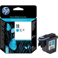 HP 11 Печатающая Головка HP Cyan (C4811A)