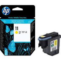 HP 11 Печатающая Головка HP Yellow (C4813A)