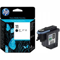 HP 11 Печатающая Головка HP Black (C4810A)